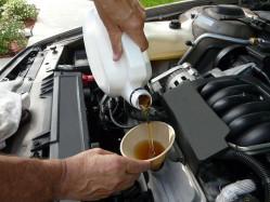 что делать если автомобиль ест масло